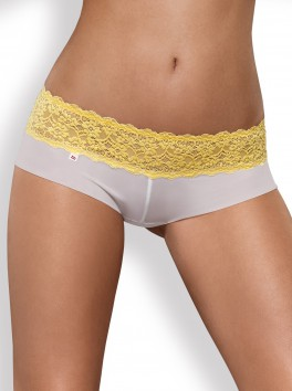 Lacea shorties  thong yellow color: yellow