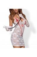 Robe nuisette Medica complet avec stéthoscope