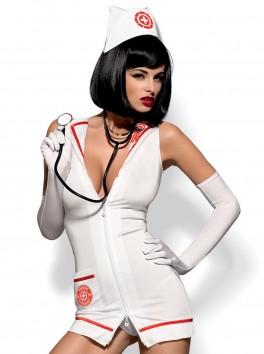 Emergency dress stéthoscope