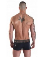 Boxer homme coquin bi-matière Idol