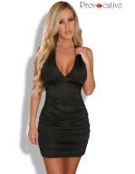 Robe clubwear Sexy Dress noire