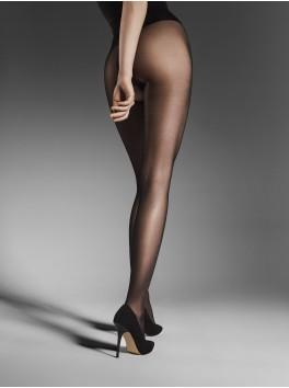 Collant élégance 20 deniers avec effet brillance Ouvert Nude