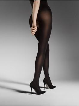 Collant noir élégance 80 deniers qualité premium Ouvert