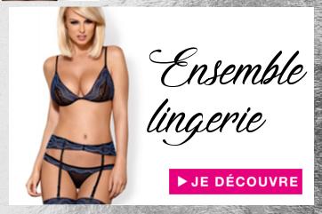 Ensemble lingerie